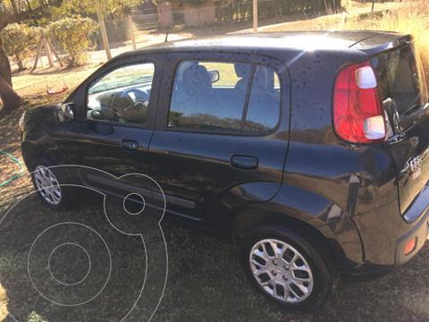 FIAT Uno 5P 1.4 S Confort usado (2015) color Negro precio $690.000