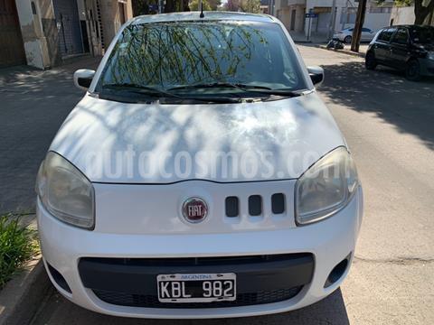 FIAT Uno 3P 1.4 S SPi usado (2011) color Blanco precio $469.000