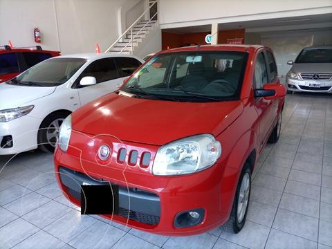 FIAT Uno 1.4 5 Ptas Attractive usado (2012) color Rojo precio $799.900