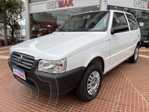 FIAT Uno 3P 1.3 S MPi usado (2008) color Blanco financiado en cuotas(anticipo $390.000)