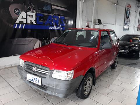 FIAT Uno 3P 1.4 Fire Evo Attractive usado (2011) color Rojo Alpine financiado en cuotas(anticipo $400.000)
