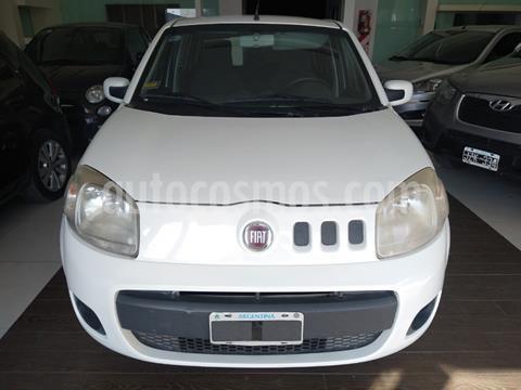 foto FIAT Uno 5P 1.7 CSD usado (2012) color Blanco precio $530.000