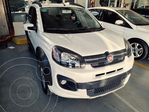 FIAT Uno 5P 1.3 Way usado (2018) color Blanco Alaska precio $1.150.000