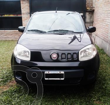 FIAT Uno 5P 1.4 Fire Evo Attractive Pack Casual usado (2011) color Negro Vulcano precio $600.000