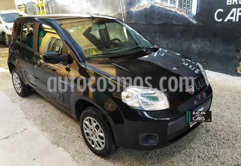FIAT Uno 5P 1.4 Attractive usado (2014) color Negro precio $500.000