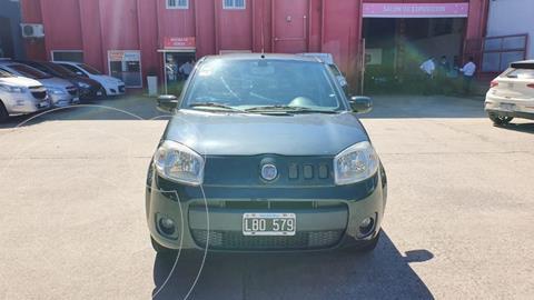 FIAT Uno 5P 1.4 Attractive usado (2012) color Beige precio $650.000