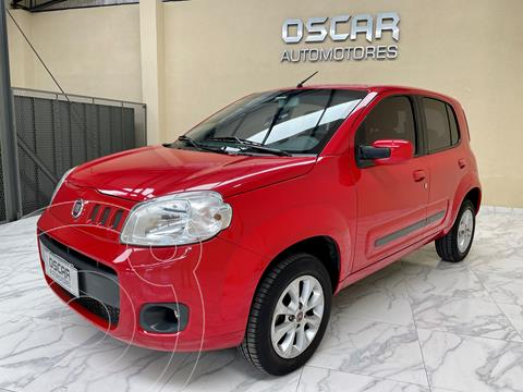 FIAT Uno 5P 1.4 Fire Evo Attractive usado (2013) color Rojo Alpine precio $989.000