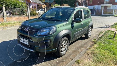 FIAT Uno 1.4L Evo FL usado (2018) color Verde Amazonia precio $6.950.000