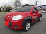 Fiat Uno 1.4 Way usado (2011) color Rojo precio $13.000.000