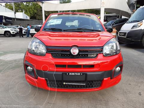 Fiat Uno Sporting usado (2020) color Rojo precio $225,400