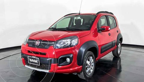 Fiat Uno Like Blacktop usado (2019) color Rojo precio $177,999