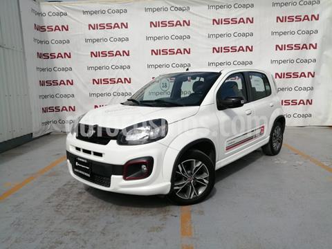 Fiat Uno Sporting usado (2018) color Blanco precio $1,174,900