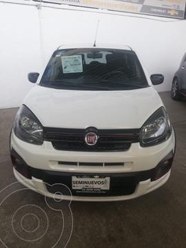 Fiat Uno Sporting usado (2018) color Blanco precio $169,000