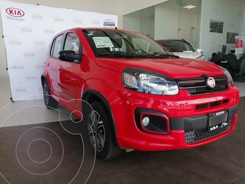 Fiat Uno Sporting usado (2020) color Rojo precio $215,000