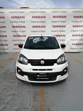 Fiat Uno Sporting usado (2018) color Blanco precio $174,900