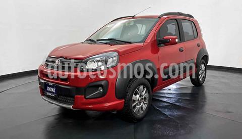 Fiat Uno Like Blacktop usado (2019) color Rojo precio $169,999
