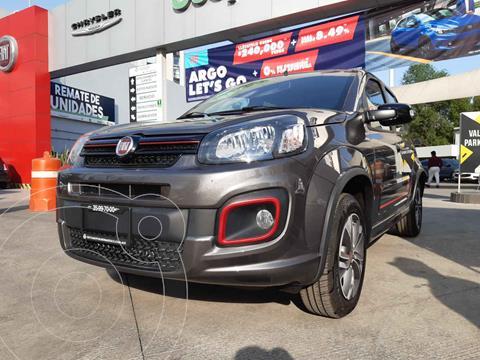 foto Fiat Uno Sporting usado (2020) color Gris precio $225,400