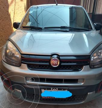 Fiat Uno Sporting usado (2017) color Gris precio $115,900