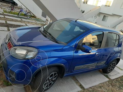 Fiat Uno Sporting usado (2016) color Azul precio $120,000