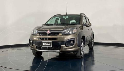 Fiat Uno Attractive usado (2018) color Dorado precio $167,999