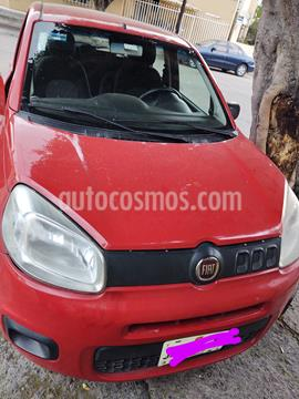 Fiat Uno Attractive usado (2015) color Rojo precio $115,000