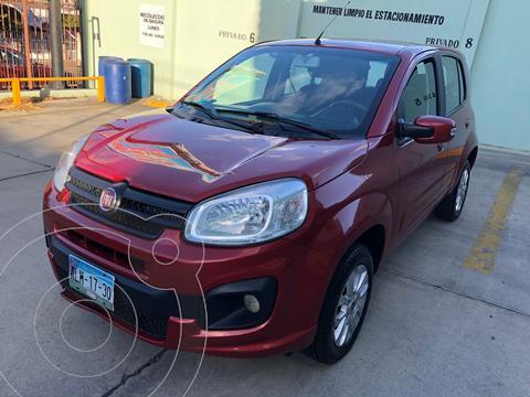 Fiat Uno Like usado (2017) color Naranja precio $125,000