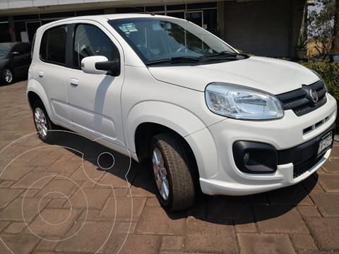 Fiat Uno Like usado (2017) color Blanco precio $135,000
