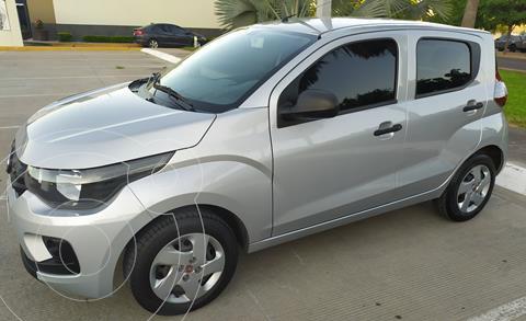 Fiat Uno Like usado (2017) color Plata precio $136,000