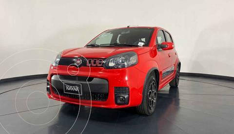 Fiat Uno Sporting usado (2016) color Rojo precio $144,999