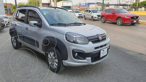 Fiat Uno Way usado (2019) color Blanco precio $185,000