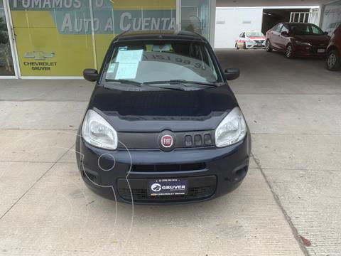 Fiat Uno Attractive usado (2016) color Azul Oscuro precio $140,000