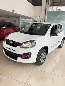 Fiat Uno Like Blacktop usado (2020) color Blanco precio $229,900