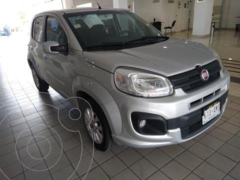 Fiat Uno 1.4L usado (2017) color Plata Dorado precio $131,900