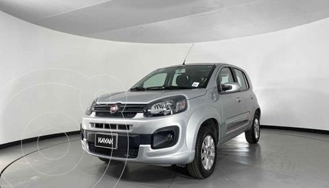 Fiat Uno Like usado (2017) color Plata precio $157,999