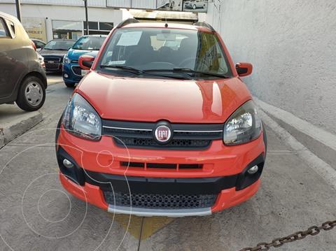 Fiat Uno Way usado (2020) color Rojo precio $205,000