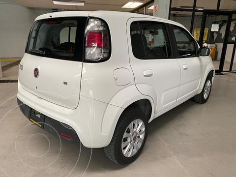 Fiat Uno 1.4L usado (2017) color Blanco precio $139,000