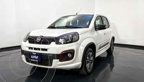Fiat Uno Sporting usado (2019) color Blanco precio $194,999