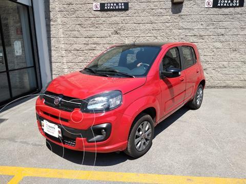 Fiat Uno Like Blacktop usado (2019) color Rojo precio $175,000
