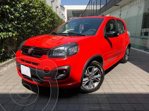 Fiat Uno Sporting usado (2018) color Rojo precio $165,000