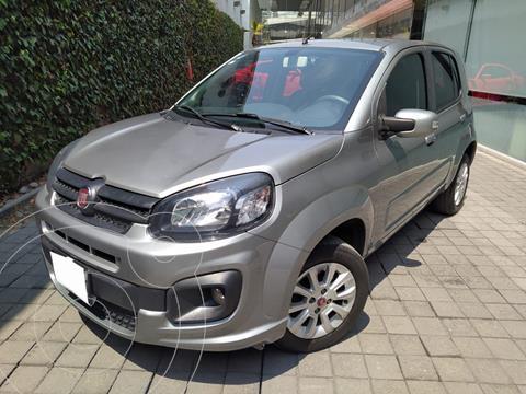 Fiat Uno 1.4L usado (2018) color Plata Dorado precio $145,000