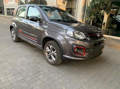 Fiat Uno Sporting usado (2020) color Gris Oscuro precio $217,500
