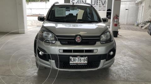 Fiat Uno Way usado (2019) color Plata precio $175,000