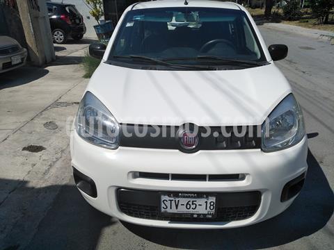 Fiat Uno Attractive usado (2016) color Blanco precio $107,000