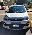 Fiat Uno Way usado (2018) color Plata precio $160,000