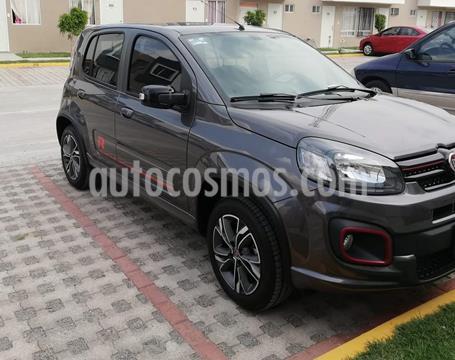 Fiat Uno Sporting usado (2020) color Gris precio $195,000
