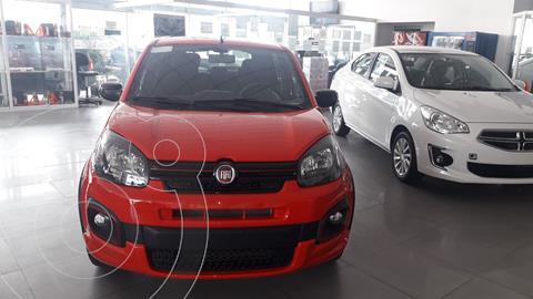 Fiat Uno Sporting usado (2020) color Rojo precio $228,900
