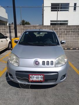 Fiat Uno 1.4L usado (2013) color Gris Cromo precio $78,000