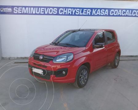 Fiat Uno Like Blacktop usado (2019) color Rojo precio $170,000