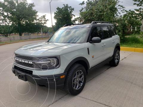 Ford Bronco Sport BADLANDS 4 PUERTAS EDICION LIMITADA usado (2021) color Gris precio $739,000