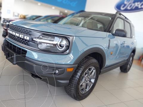 Ford Bronco Sport Badlands nuevo color Azul Glaciar precio $789,800